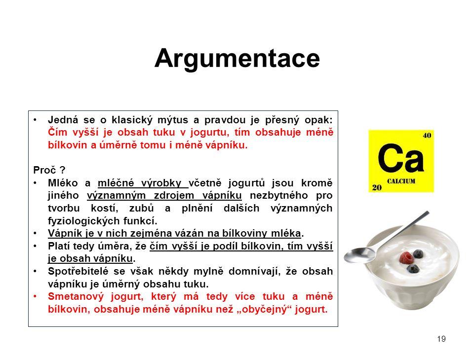 Argumentace