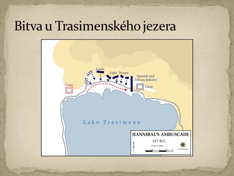 Bitva u Trasimenského jezera