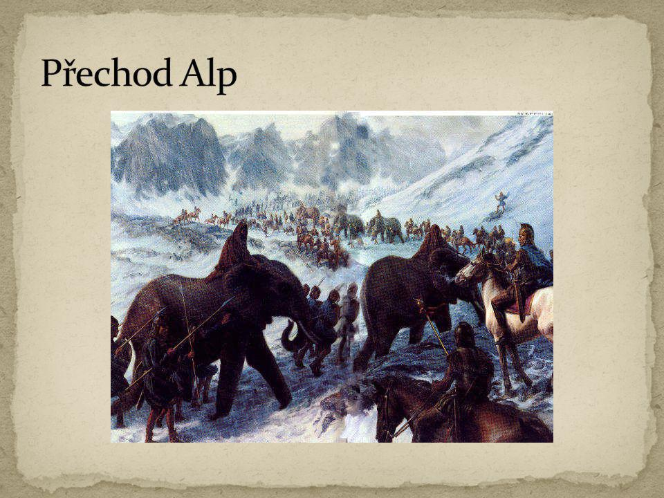 Přechod Alp
