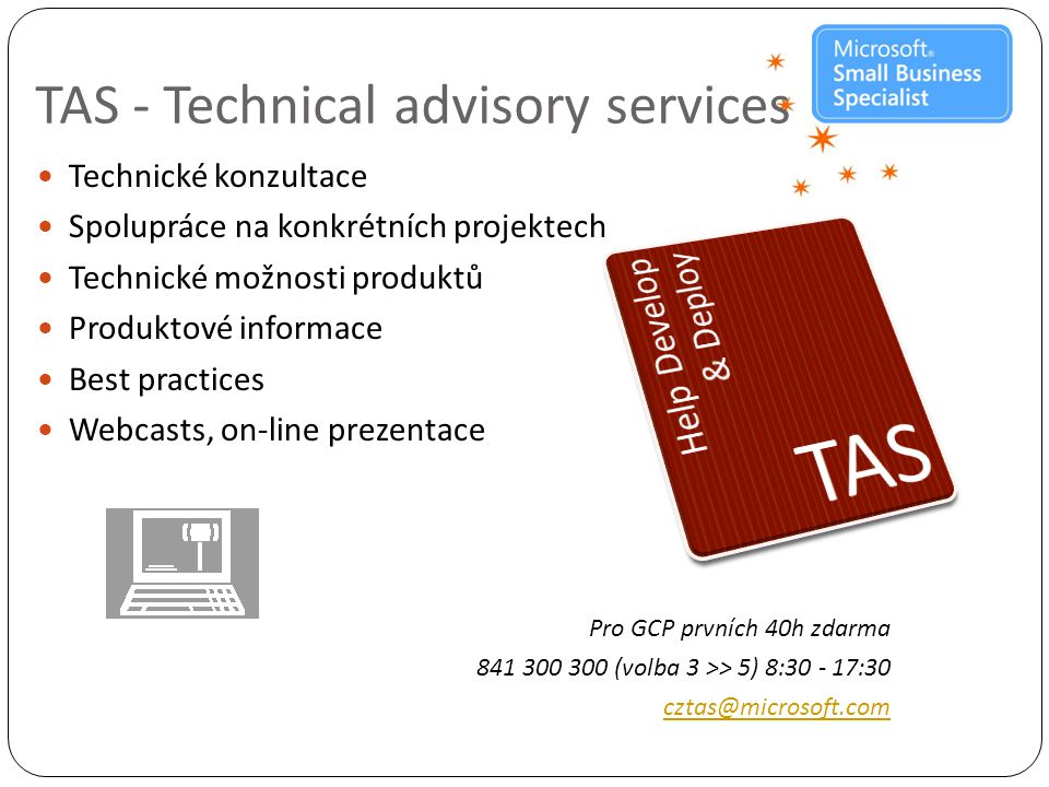 TAS - Technical advisory services