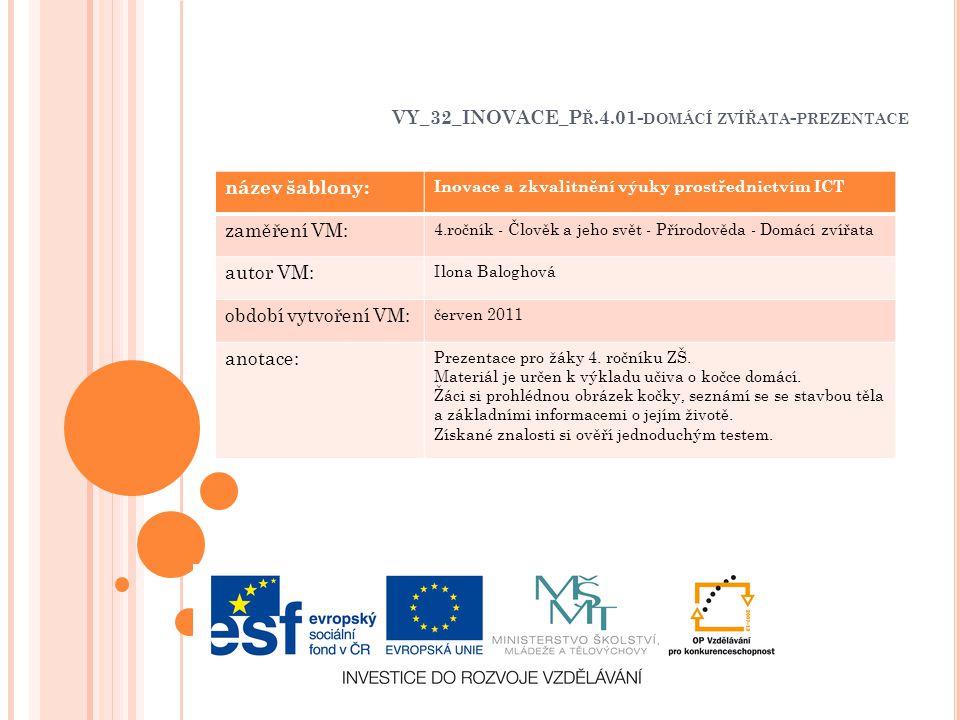 VY_32_INOVACE_Př.4.01-domácí zvířata-prezentace