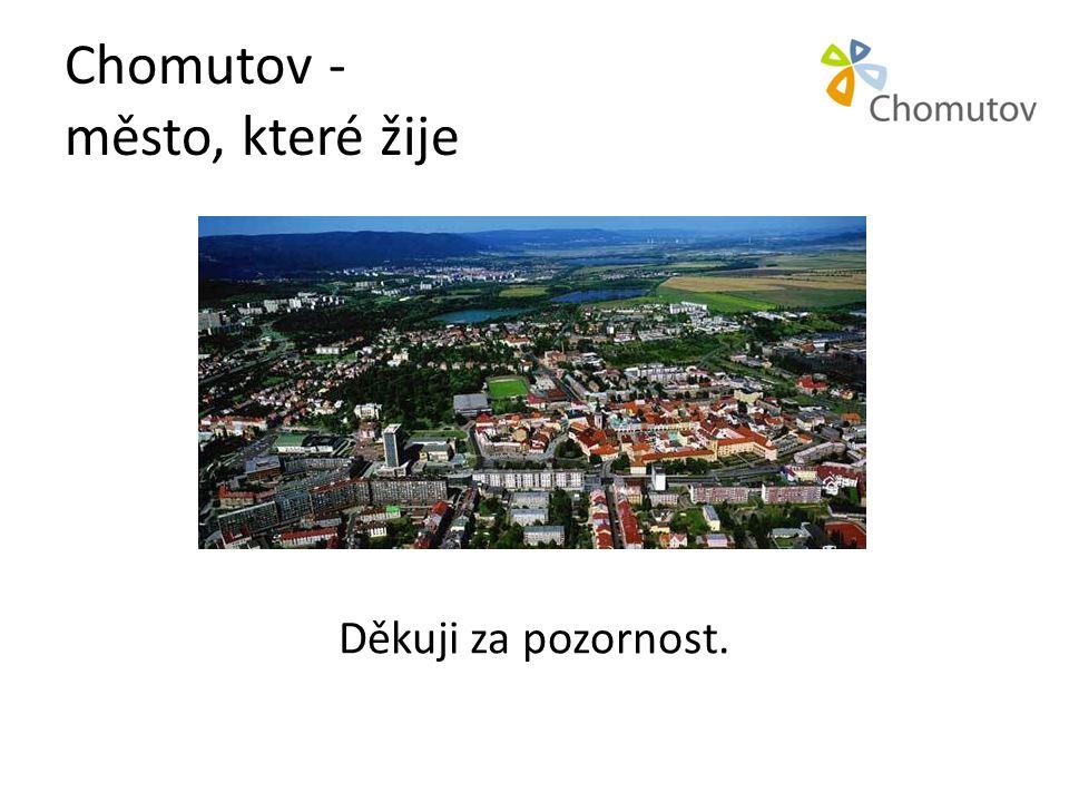 Chomutov - město, které žije