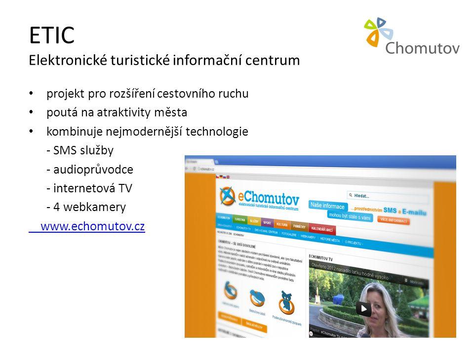 ETIC Elektronické turistické informační centrum
