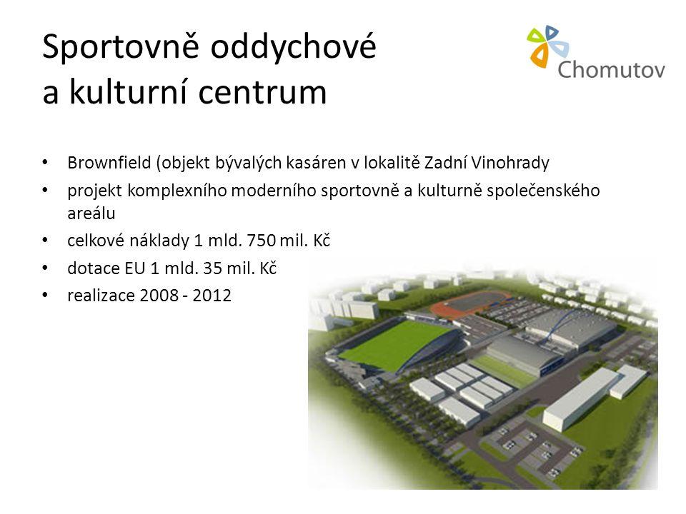Sportovně oddychové a kulturní centrum
