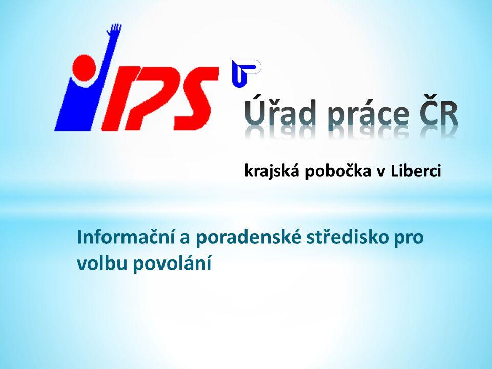 Úřad práce ČR krajská pobočka v Liberci