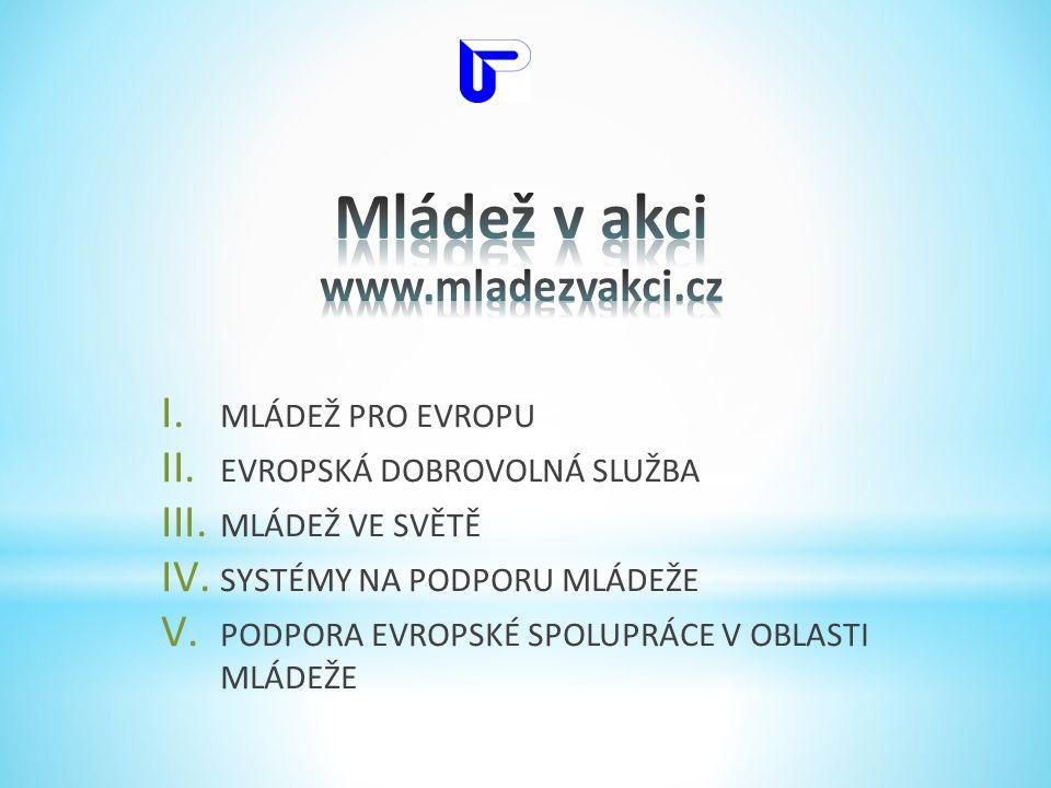 Mládež v akci www.mladezvakci.cz