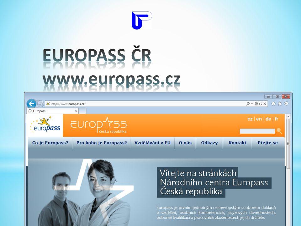 EUROPASS ČR www.europass.cz