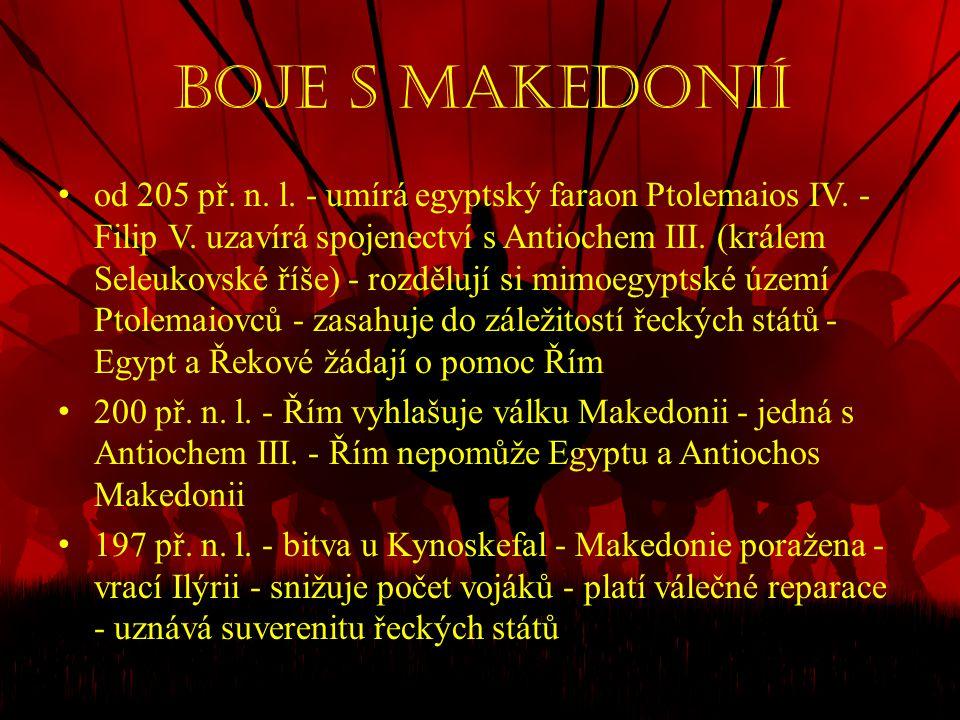 Boje s Makedonií