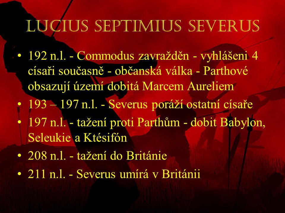 Lucius Septimius Severus