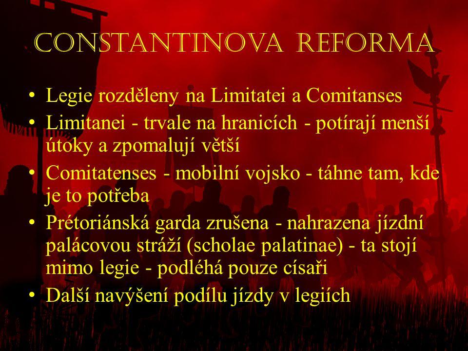 Constantinova reforma