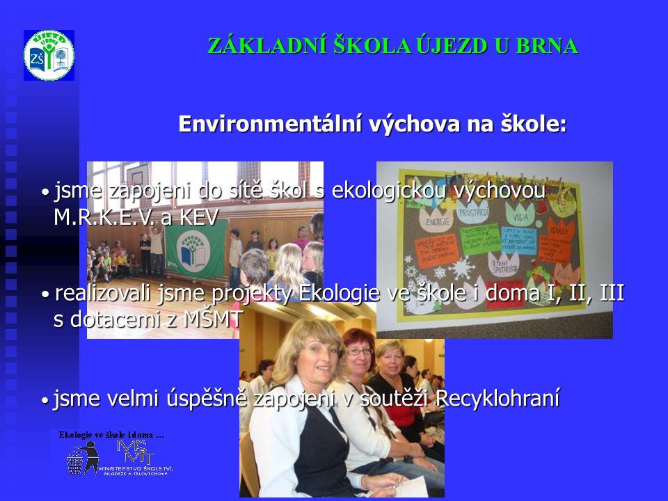 Environmentální výchova na škole: