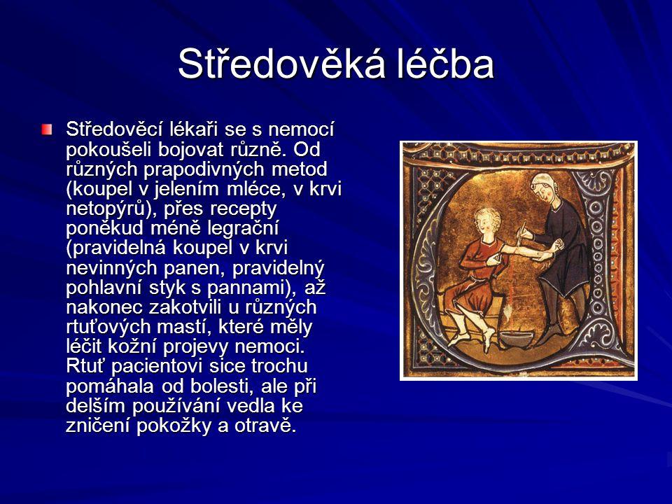 Středověká léčba