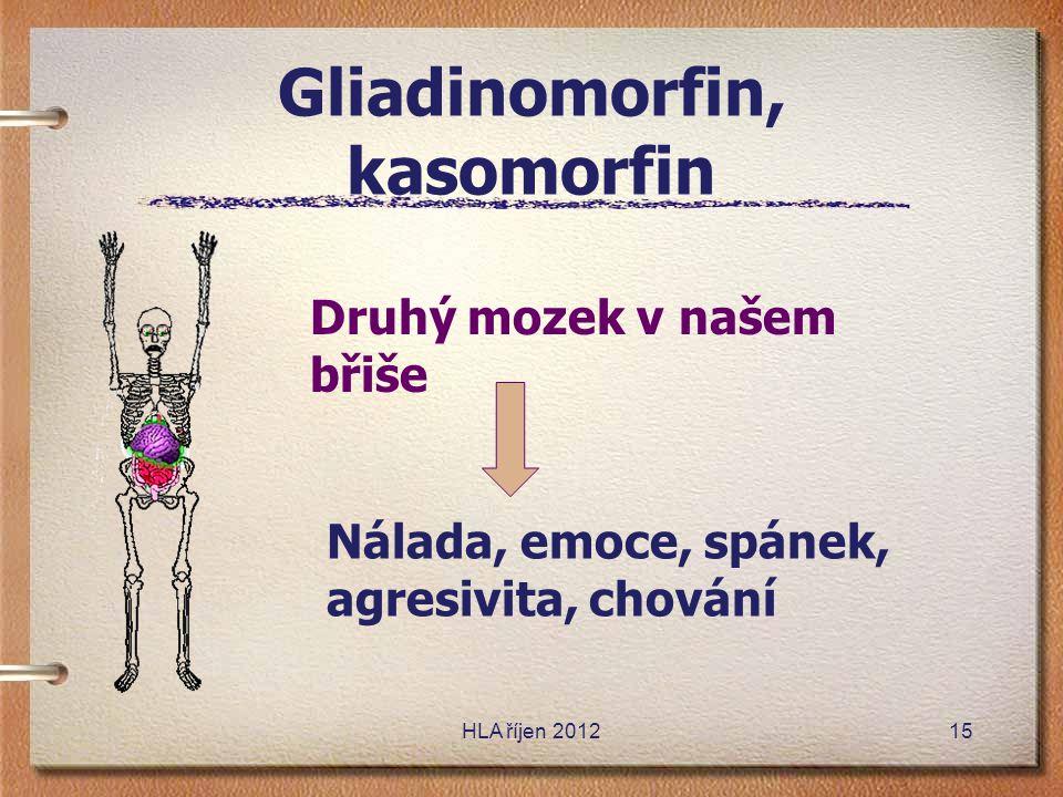 Gliadinomorfin, kasomorfin