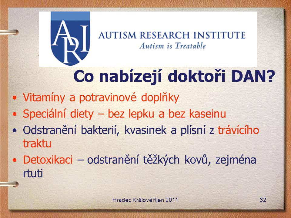 Co nabízejí doktoři DAN