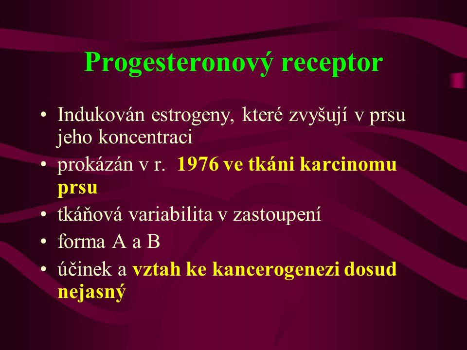 Progesteronový receptor