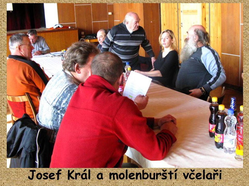 Josef Král a molenburští včelaři