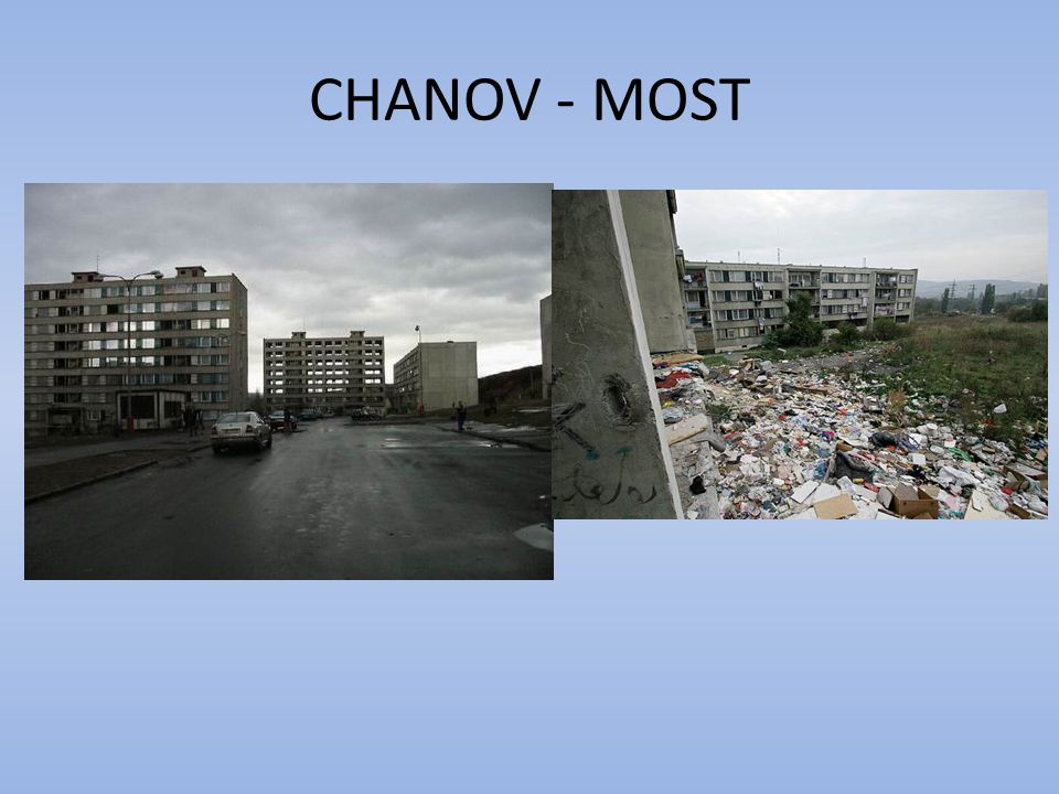 CHANOV - MOST