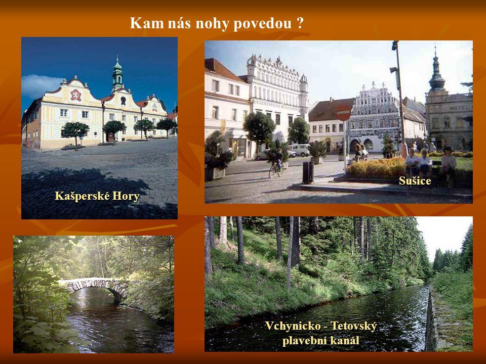 Vchynicko - Tetovský plavební kanál