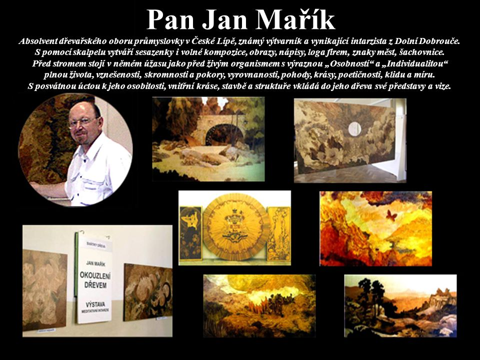 Pan Jan Mařík