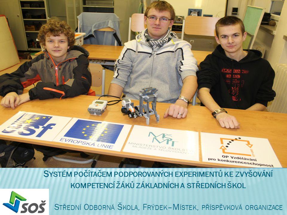 Střední Odborná Škola, Frýdek–Místek, příspěvková organizace