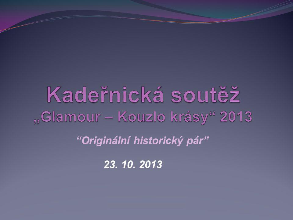 """Kadeřnická soutěž """"Glamour – Kouzlo krásy 2013"""