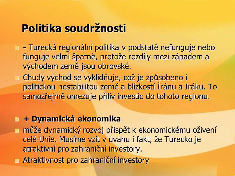 Politika soudržnosti