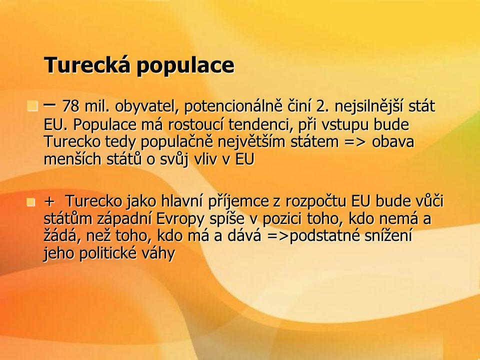 Turecká populace