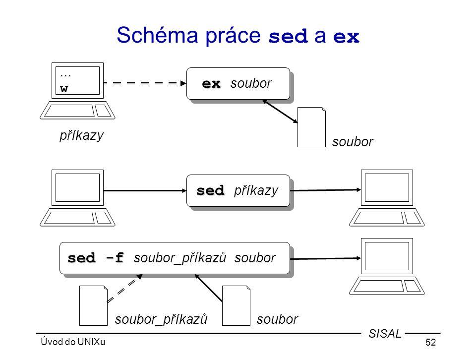 sed -f soubor_příkazů soubor