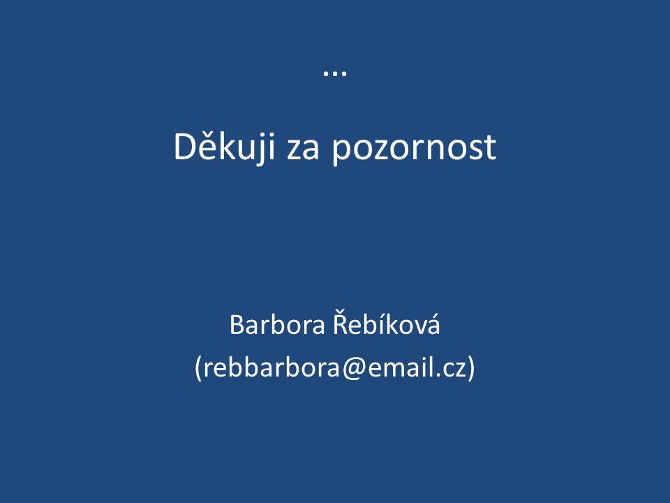 (rebbarbora@email.cz)