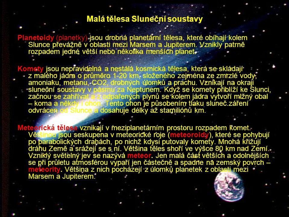 Malá tělesa Sluneční soustavy