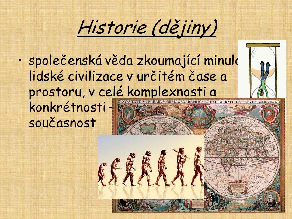 Historie (dějiny)
