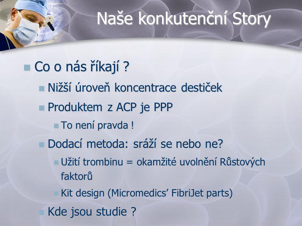 Naše konkutenční Story