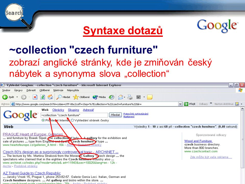 ~collection czech furniture