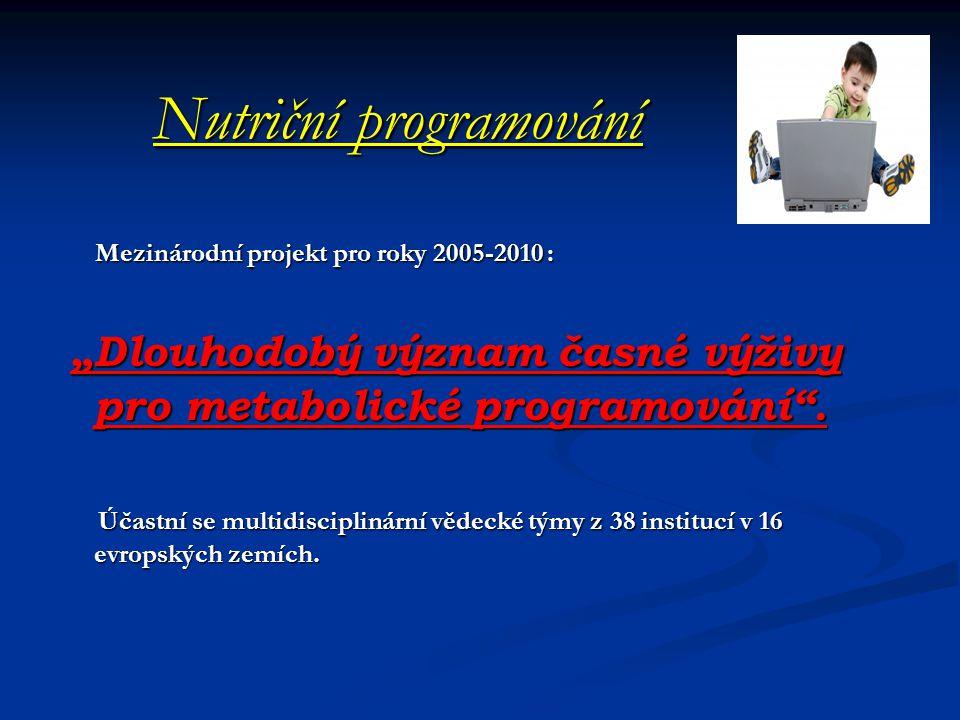 Nutriční programování