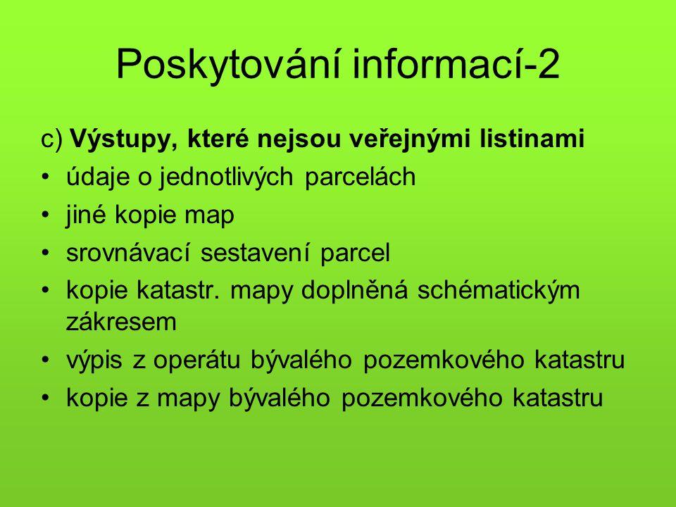 Poskytování informací-2
