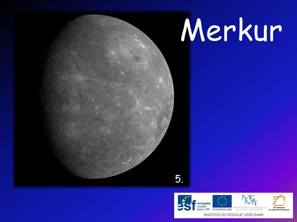 Merkur 5.