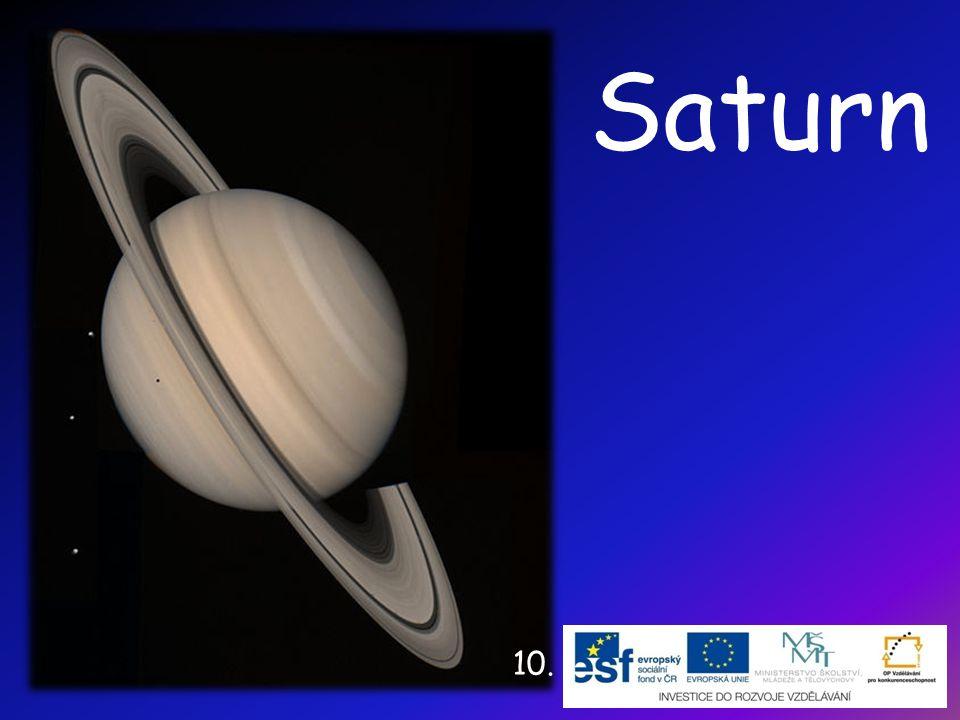 Saturn 10.