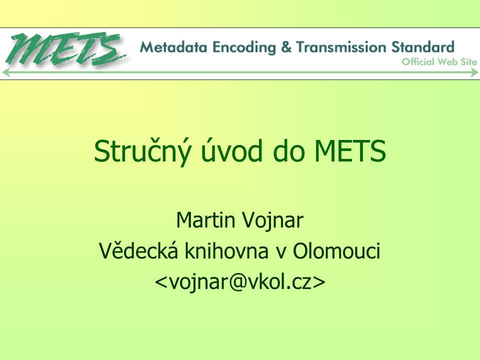 Martin Vojnar Vědecká knihovna v Olomouci <vojnar@vkol.cz>