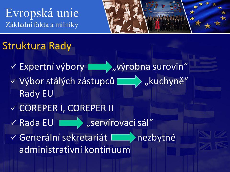"""Struktura Rady Expertní výbory """"výrobna surovin"""