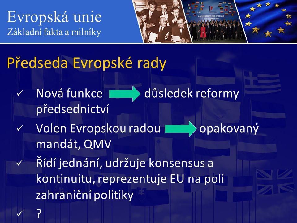 Předseda Evropské rady