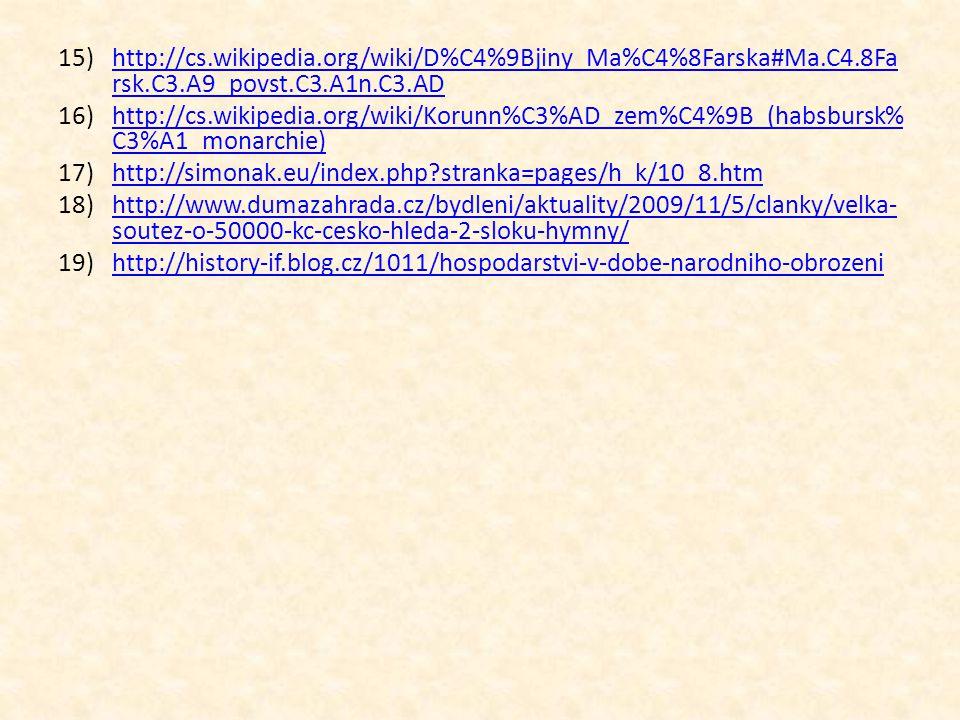 http://cs.wikipedia.org/wiki/D%C4%9Bjiny_Ma%C4%8Farska#Ma.C4.8Farsk.C3.A9_povst.C3.A1n.C3.AD