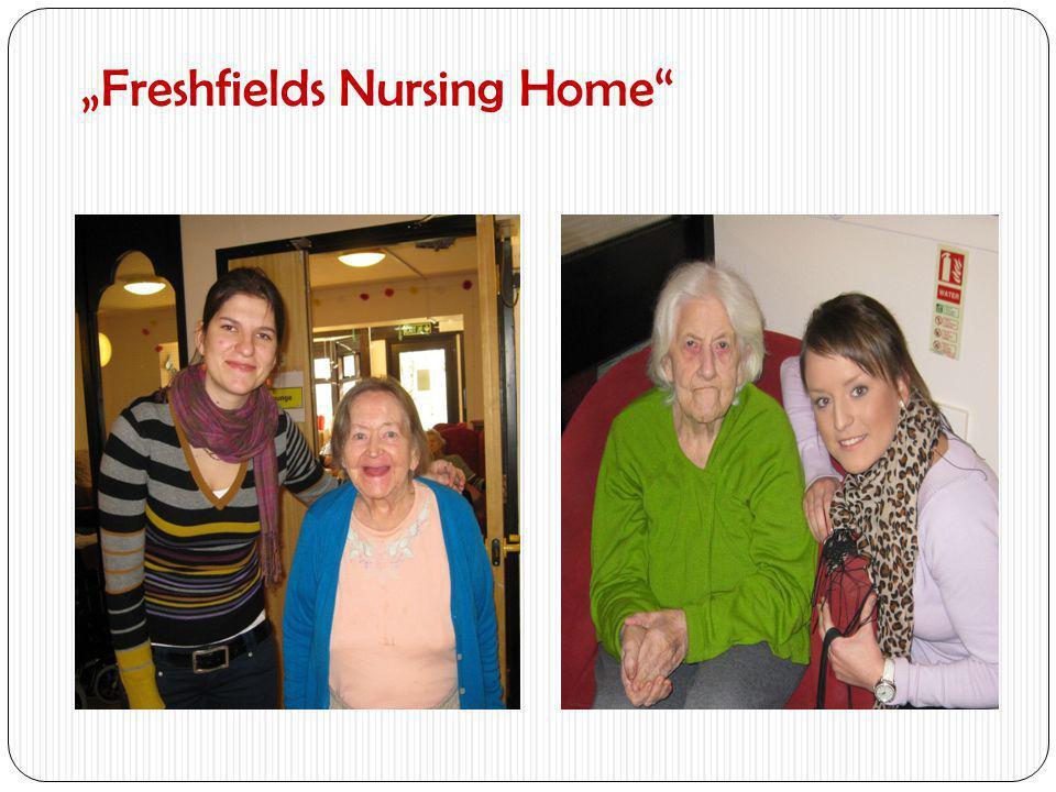 """""""Freshfields Nursing Home"""