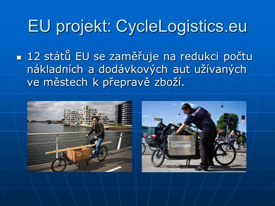 EU projekt: CycleLogistics.eu