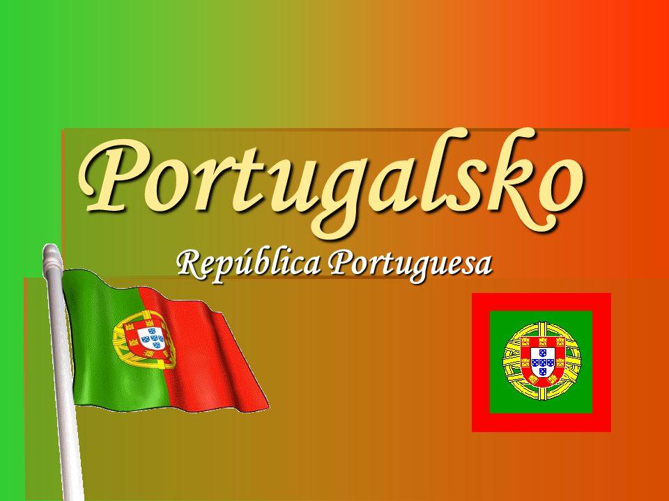 Portugalsko República Portuguesa