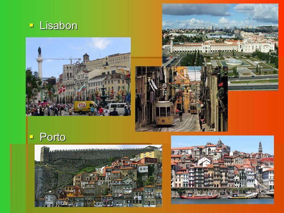 Lisabon Porto