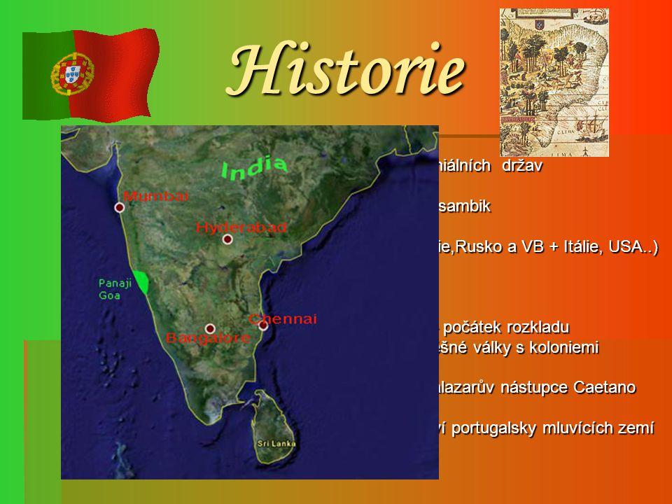 Historie 15. století- zámořské expanze: