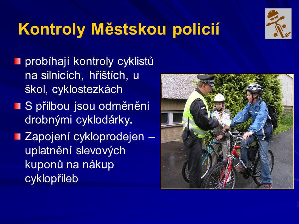 Kontroly Městskou policií