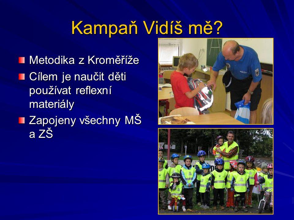 Kampaň Vidíš mě Metodika z Kroměříže