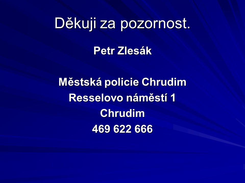Městská policie Chrudim