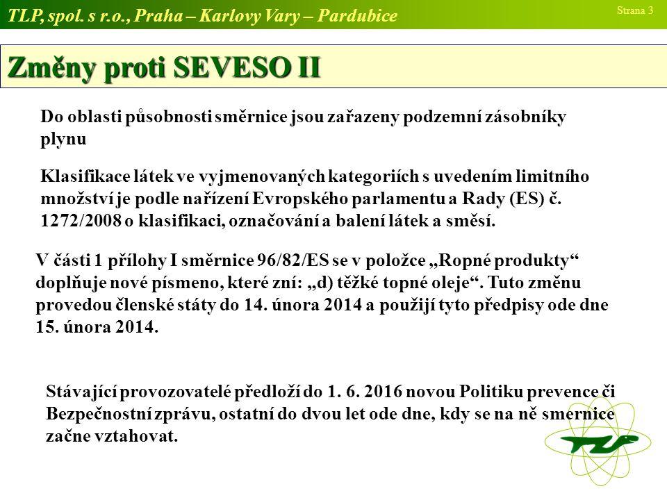 TLP, spol. s r.o., Praha – Karlovy Vary – Pardubice